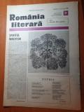 romania literara 19 mai 1988- art. ion cristoiu,steaua fara nume la iasi