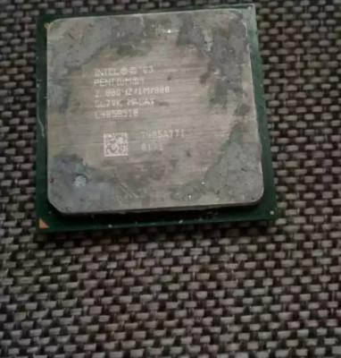 Procesor Intel Pentium 4 socket 478 2.8GHz - SL79K foto