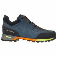 Pantofi Bărbați Drumetie Piele Scarpa Zodiac Vibram® Drumlin