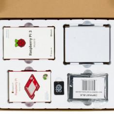Kit Dezvoltator Raspberry Pi 3 Model B