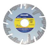 Disc diamantat turbo segmentat Proline, 230 mm