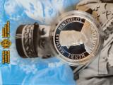 Moneda BNR proof Desăvârșirea Marii Unirii Mathias Berthelot