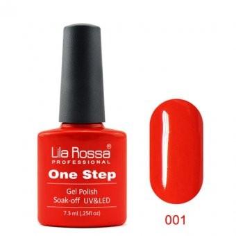 Oja semipermanenta ONE STEP Lila Rossa nr 01