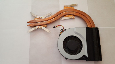 Cooler Radiator Ventilator  C850 C855 C875 C870 L850 L870 13N0-ZWA0H02 foto