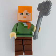 A3 MINECRAFT - FIGURINA ALEX