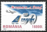 B0472 - Romania 2004 - Tarom neuzat,perfecta stare
