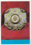 Bnk cp Ploiesti - Muzeul ceasului - Ceas de masa M Sadoveanu - necirculata, Printata