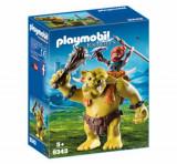 Playmobil Knights, Trol cu luptator pitic