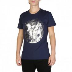 Tricou barbati Versace Jeans model B3GSB76S_36610, culoare Albastru, marime XXL