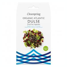Alge Dulse de Atlantic Bio 25 grame Clearspring Cod: 5021554001805