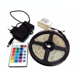 Kit banda LED RGB 5m