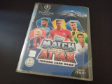 Set complet Topps Match Attax UCL 2016 – 2017 + set complet update Besiktas