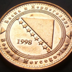 Moneda 20 Feninga - BOSNIA HERTEGOVINA, anul 1998 *cod 1769