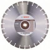 Bosch Best disc diamantat 400x20/25.4x3.2x15 mm pentru materiale abrazive