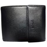 Portofel barbati, din piele naturala, Bond, 543-01-19, negru