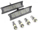 Cumpara ieftin Set Plafoniere LED Fata dedicate BMW E90 E91 E92 - BTLL-072