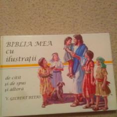 Biblia mea cu ilustrații
