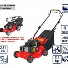 Masina de tuns iarba pe benzina 3,7CP, Raider RD-GLM01