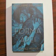 "AF - Guillermo del TORRO & Daniel KRAUS ""Forma Apei"""