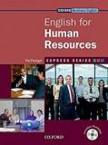 Cumpara ieftin English for human resources oxford business english / cu cd