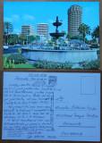 4 CP adresate ministrului Octavian Groza , fiul lui Petru Groza , anii 70