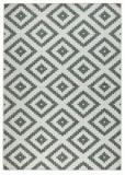 Covor Modern & Geometric Twin, Verde, 120x170, Bougari