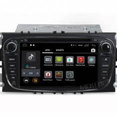 Navigatie Android 8.1 Ford Focus Mk2, Mondeo, Galaxy, S-Max, C-Max, Transit