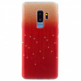 Husa Fashion Samsung Galaxy S9 Plus Glitter Rosie