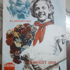 Flacăra, Nr. 16, 15 august 1955