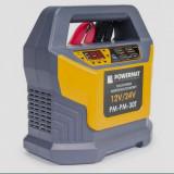 Redresor Auto cu Microprocesor 6 V12V POWERMAT 30T Baterie