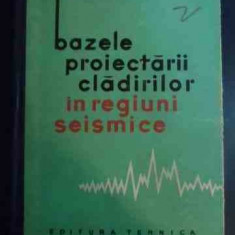 Bazele Proiectarii Cladirilor In Regiuni Seismice - I.l. Korcinski S.v. Poliakov V.a. Bihovski S.iu. D,544274