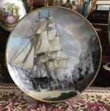 Cumpara ieftin Farfurie Decorativa Ships Collection - Oriental
