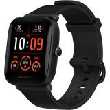Cumpara ieftin Smartwatch Amazfit Bip U Pro Built in GPS, Blood Oxygen, Heart Rate Negru, Xiaomi