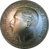 Romania, 100 lei 1936  * cod  213, Nichel