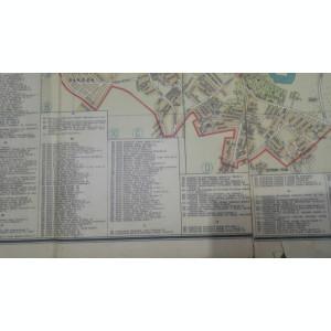 Planul orasului si al municipiului Bucuresti/ Harta editata de Socec