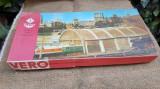 Remiza pentru locomotive TT, TT - 1:120, Accesorii si decor