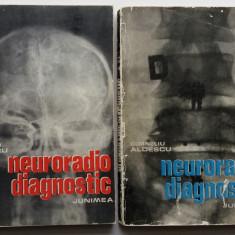 Corneliu Aldescu - Neuroradio Diagnostic Practic Vol.1 + Vol. 2, Alta editura, Ponson du Terrail