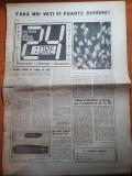 Ziarul 24 ore din 25 ianuarie 1990-romanii trebuie sa invete sa rada