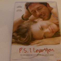 p.s i love you - dvd