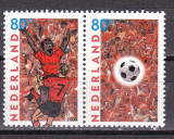 Olanda  2000  fotbal  MI 1786-1787    MNH  w63, Nestampilat
