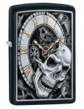 Cumpara ieftin Brichetă Zippo 29854 Skull & Clock Design