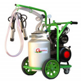 Masina de Muls 1 post 40 l aluminiu cu pahare inox cu tanc A18001101