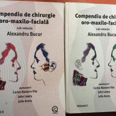 Vand compendii de chirurgie oro-maxilo-faciala