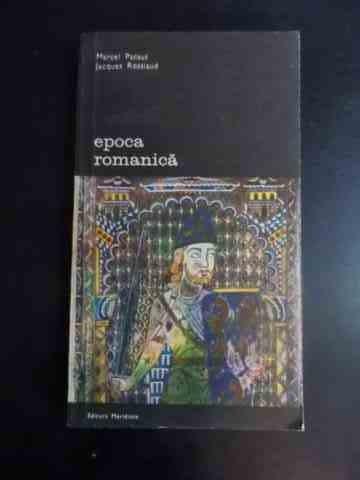 Epoca Romanica 325 - Marcel Pacaut Jacques Rossiaud ,542913