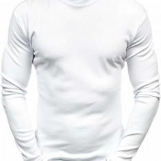 Helanca fără imprimeu bărbați alb Bolf 145348