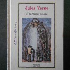 Jules Verne - De la pamant la Luna * Adevarul, Nr. 14