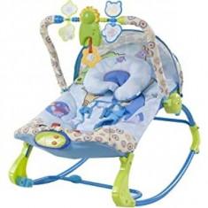 Balansoar bebelusi Sun Baby Regatul Animalelor