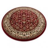 Covor Royal Adr cerc model 1745 vin roșu, cerc 200 cm