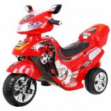 Motocicleta electrica pentru copii, cu claxon F928