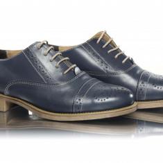 Pantofi dama Caspian Cas-Mania-BL